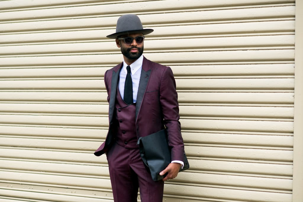 Street Style da semana de moda de NY - New York Men's Fashion Week Homens que se cuidam 6