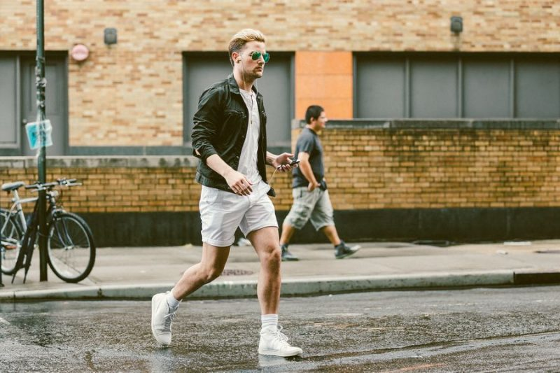 Street Style da semana de moda de NY - New York Men's Fashion Week Homens que se cuidam 7