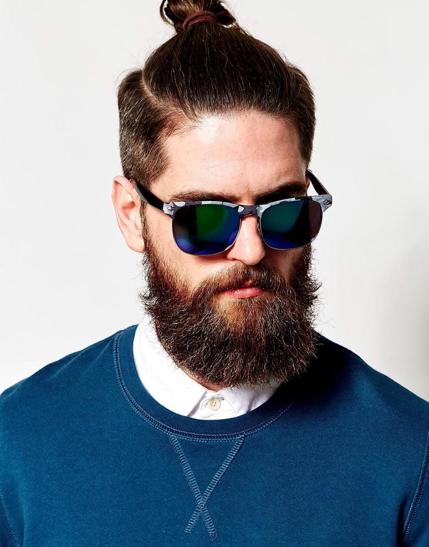 óculos espelhados masculinos homens que se cuidam 3 3