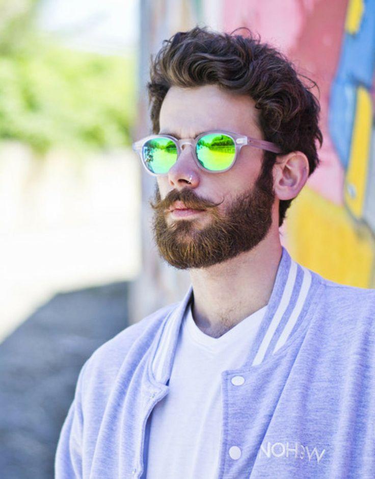 óculos espelhados masculinos homens que se cuidam 4