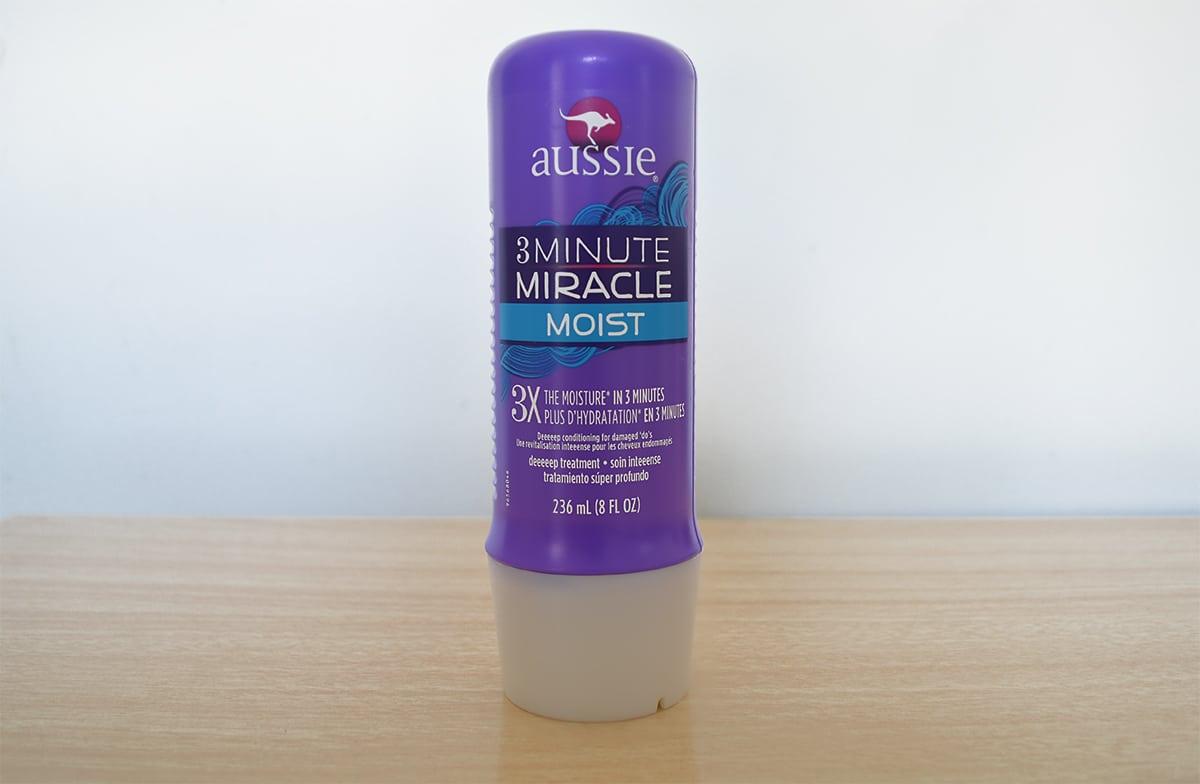 3 minute miracle moist da Aussie Homens que se cuidam 1