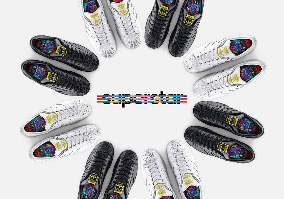 Adidas e Pharrell lançam coleção Supershell Homens que se cuidam 1
