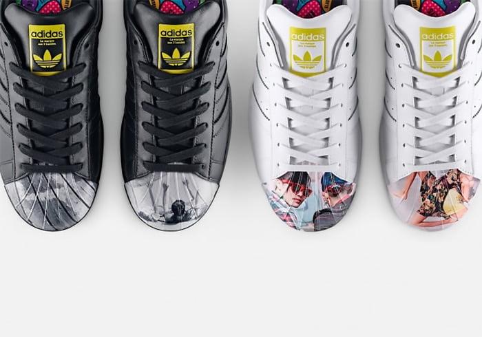 Adidas e Pharrell lançam coleção Supershell Homens que se cuidam 2