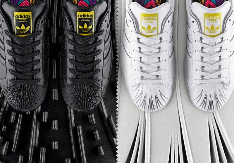 Adidas e Pharrell lançam coleção Supershell Homens que se cuidam Sculpted 1