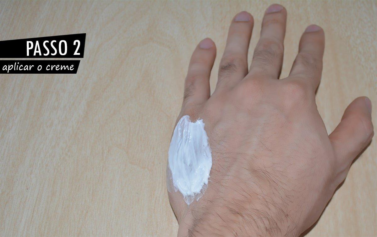 Como usar creme depilatório passo a passo 2