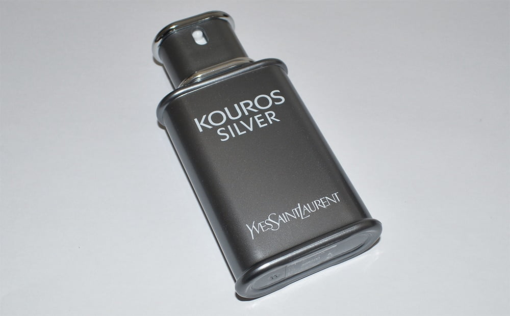 Perfume Kouros Silves Yves Saint Laurent 2