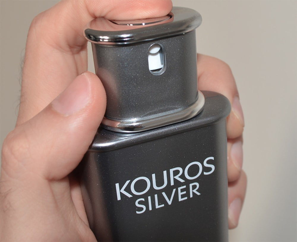 Perfume Kouros Silves Yves Saint Laurent 3