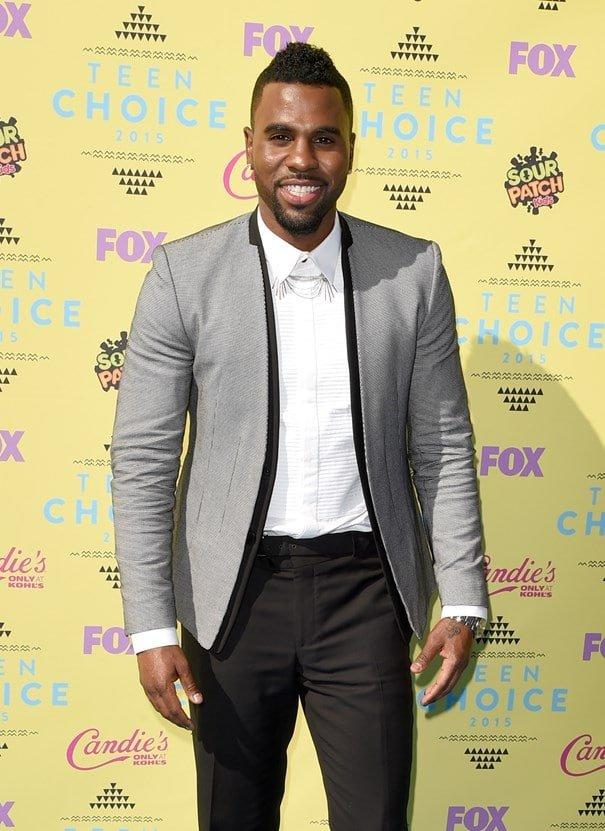 Teen Choice Awards Homens que se cuidam Jason Derulo