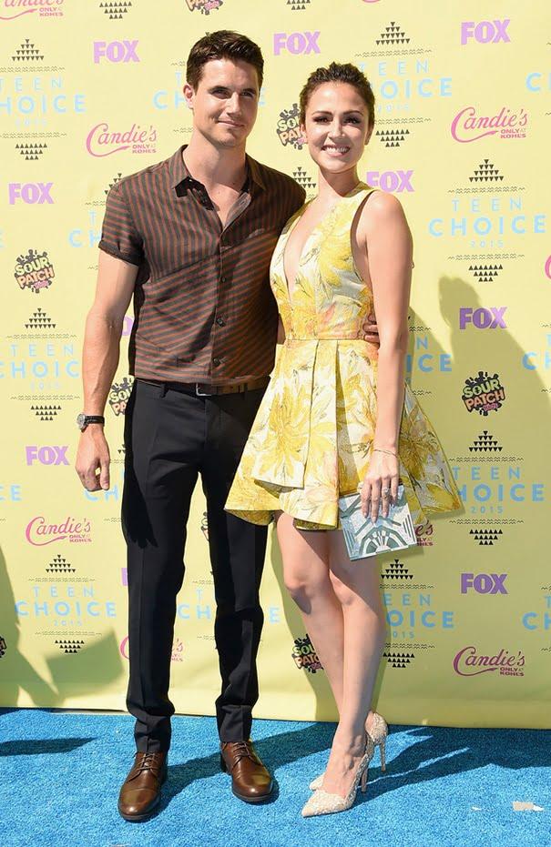Teen Choice Awards Homens que se cuidam r Robbie Amell