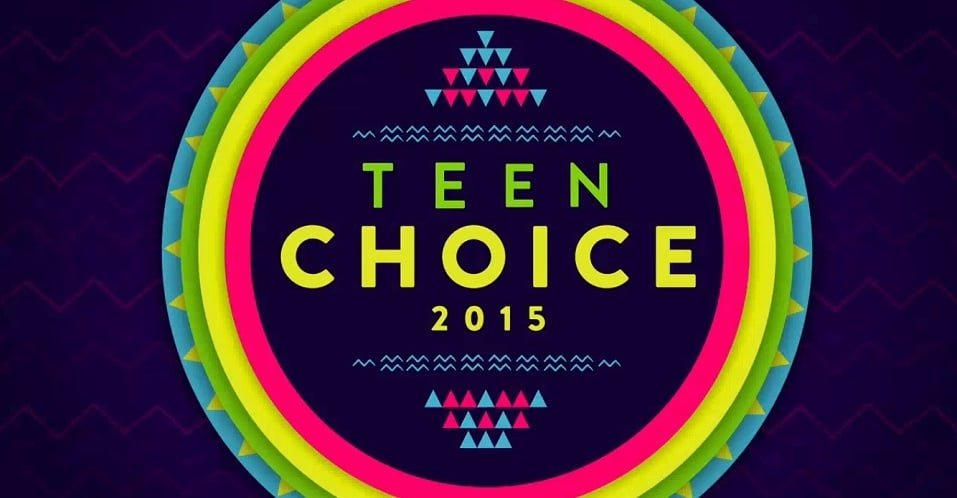 Teen Choice Awards Homens que se cuidam
