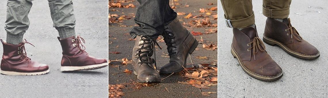 botas masculinas onde comprar Homens que se cuidam slide 2
