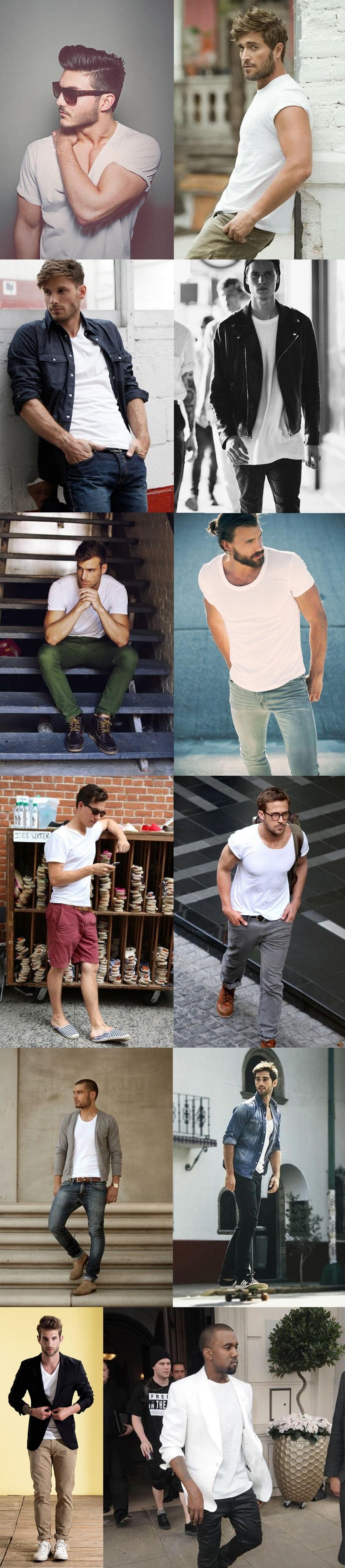 camisa branca masculina como usar homens que se cuidam 1