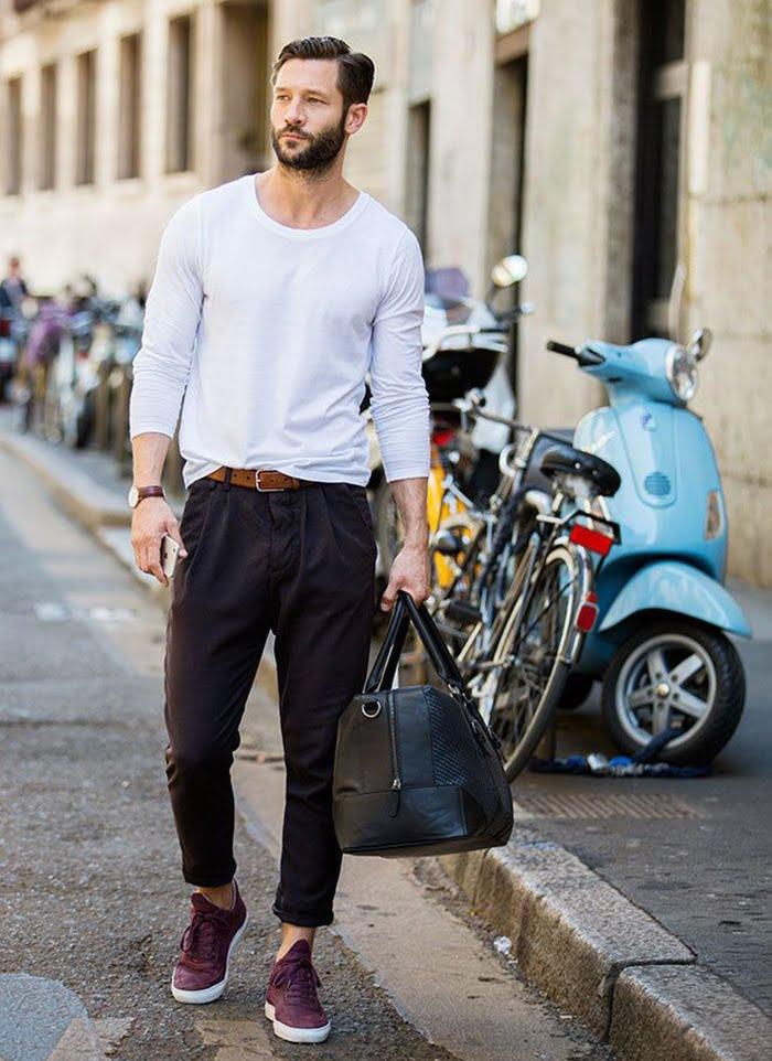 camisa branca masculina como usar homens que se cuidam 3 3 final