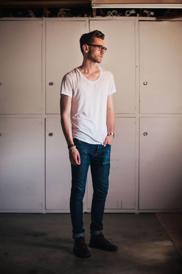 camisa branca masculina como usar homens que se cuidam 6 6