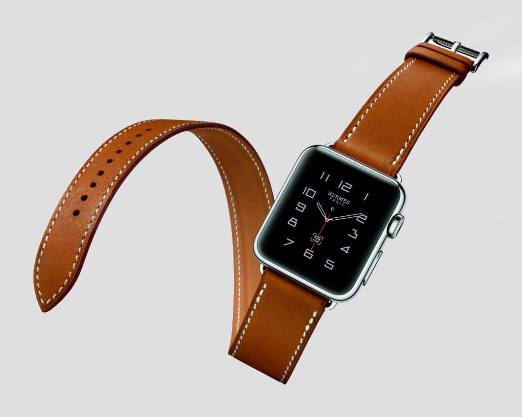 Apple Watch versão em parceria agora com a Hermès Homens que se cuidam 2