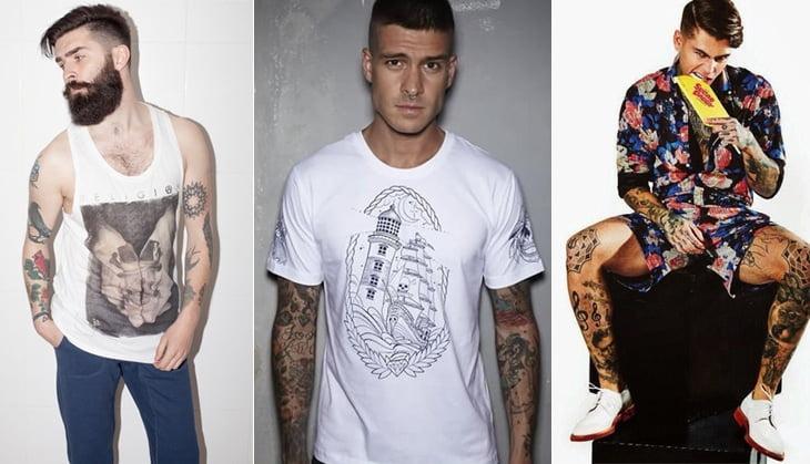 Como cuidar da pele tatuada homens que se cuidam 2