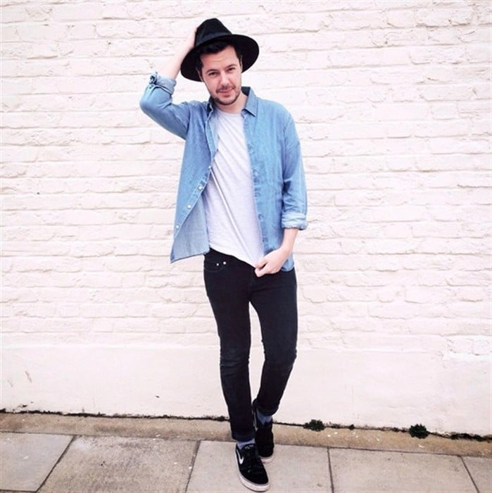 Looks All Jeans Homens que se cuidam 8