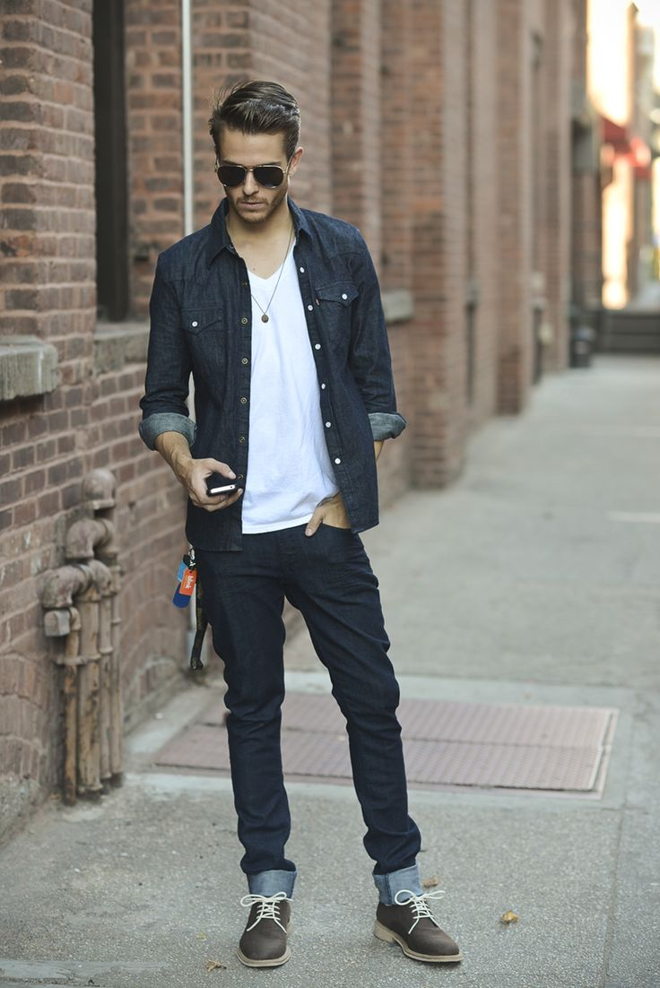 Looks All Jeans Homens que se cuidam 9