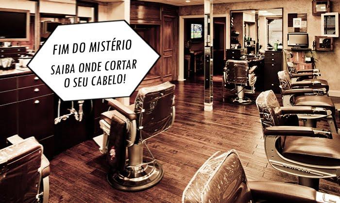 Barbearias para conhecer Homens que se cuidam 1