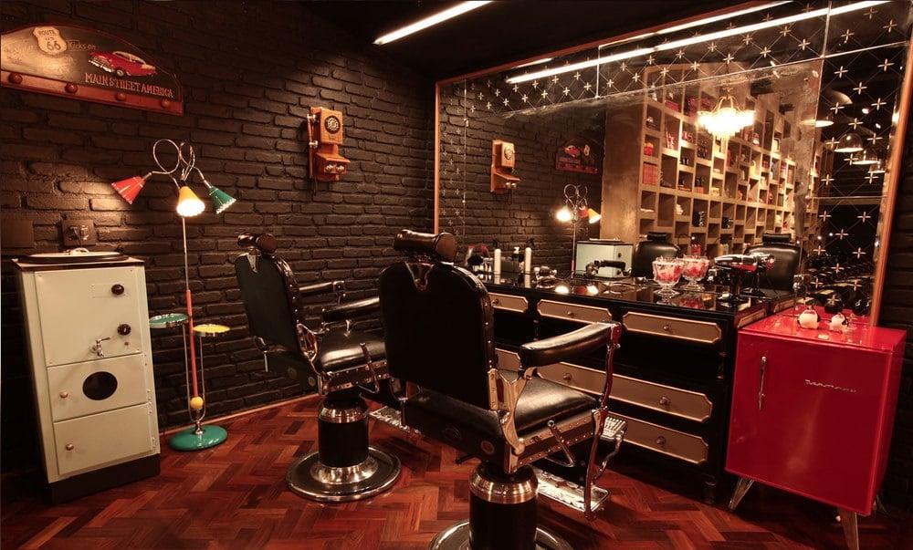 Barbearias para conhecer Retrô Hair Homens que se cuidam 3