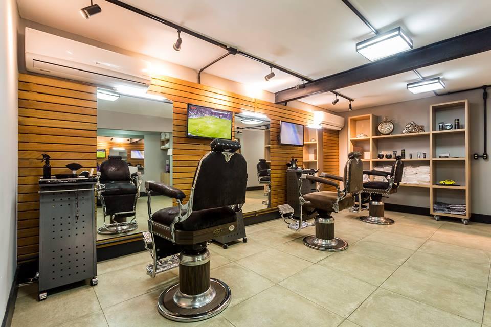Barbearias para conhecer barbearia garagem Homens que se cuidam 1