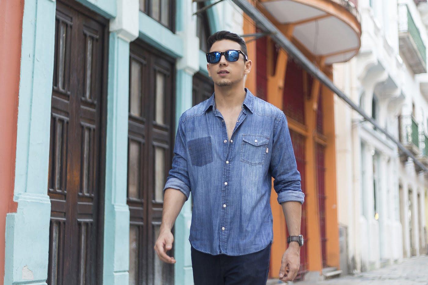 Juan Alves Total Jeans Homens que se cuidam 2