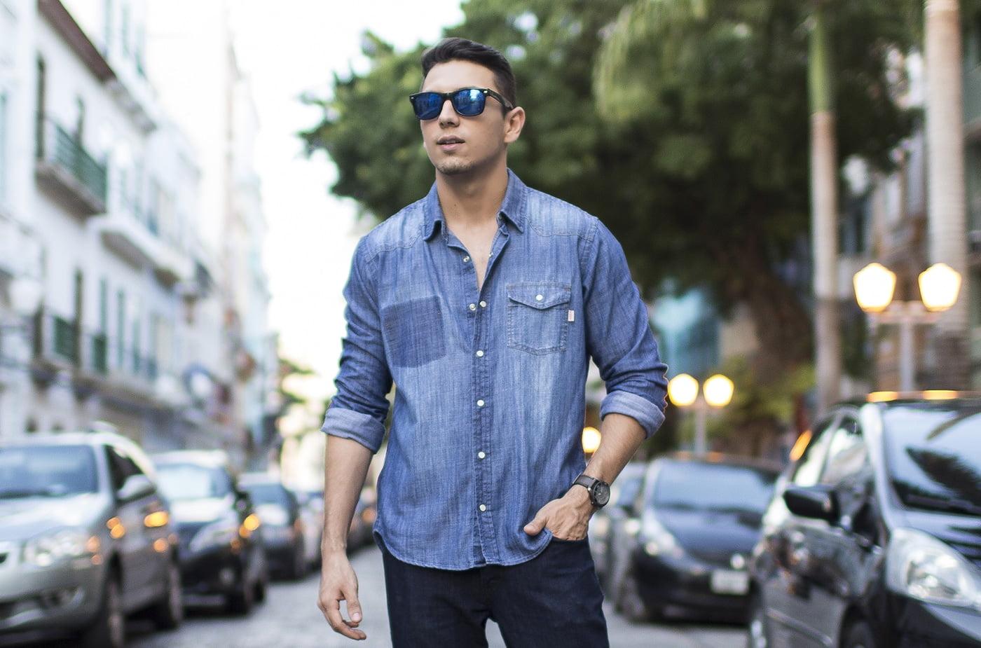 Juan Alves Total Jeans Homens que se cuidam 4