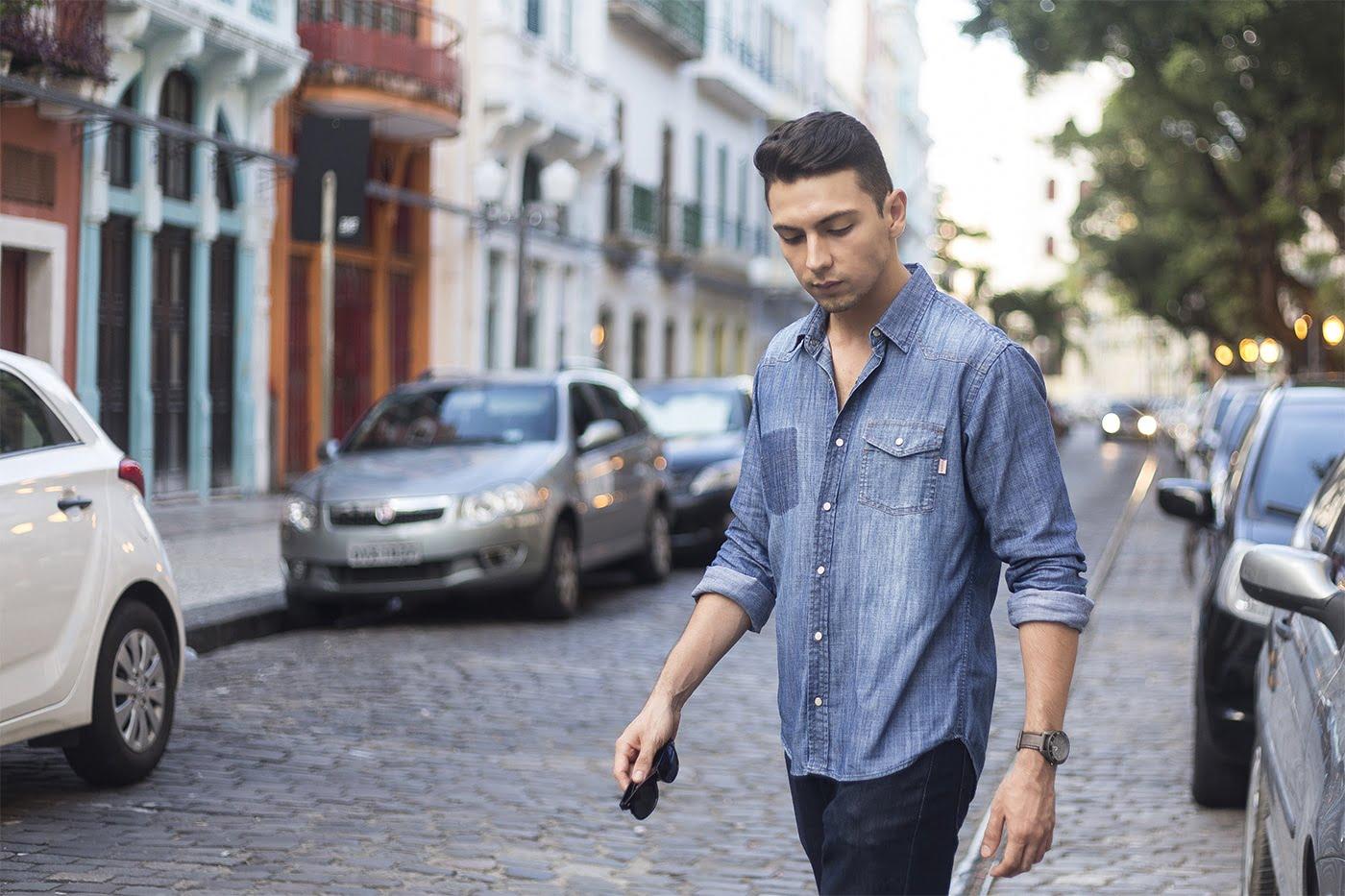 Juan Alves Total Jeans Homens que se cuidam 5