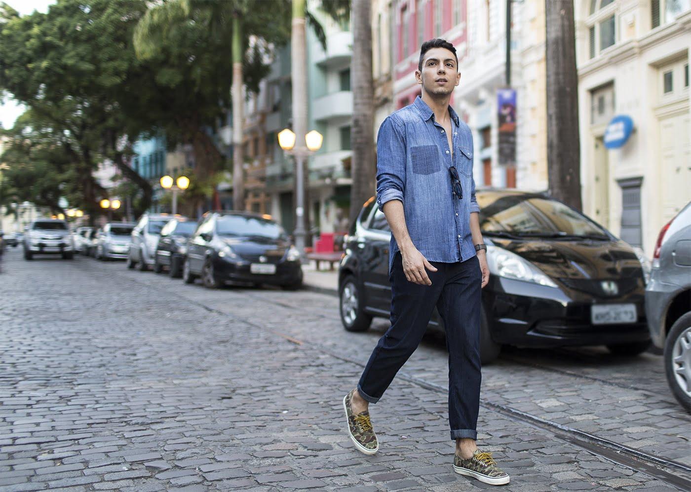 Juan Alves Total Jeans Homens que se cuidam 8