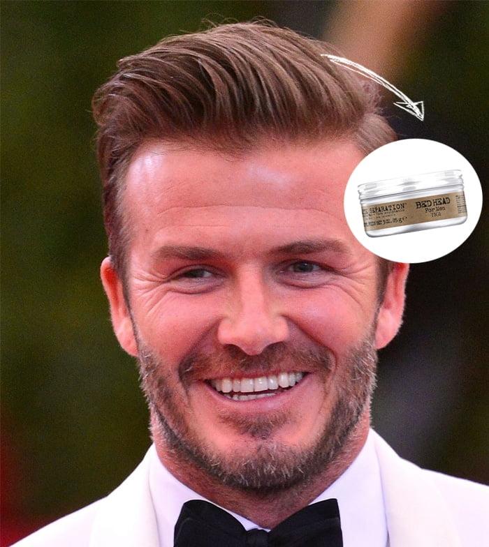 Modeladores de cabelo para cada tipo de penteado - Fixado matte Homens que se cuidam 2