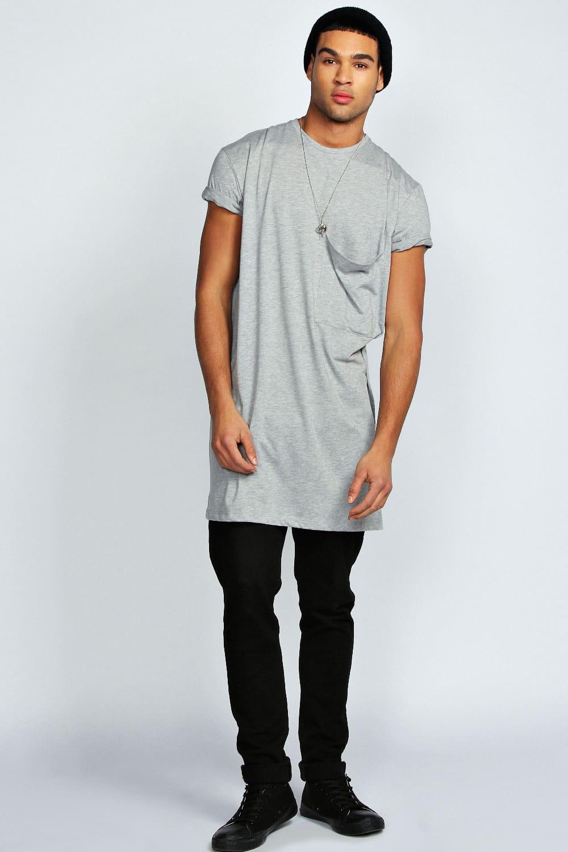 9c82d0c7b tendência camisa comprida oversized masculina homens que se cuidam 10
