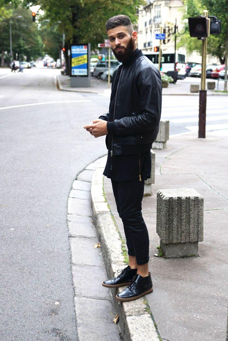 tendência camisa comprida oversized masculina homens que se cuidam 14