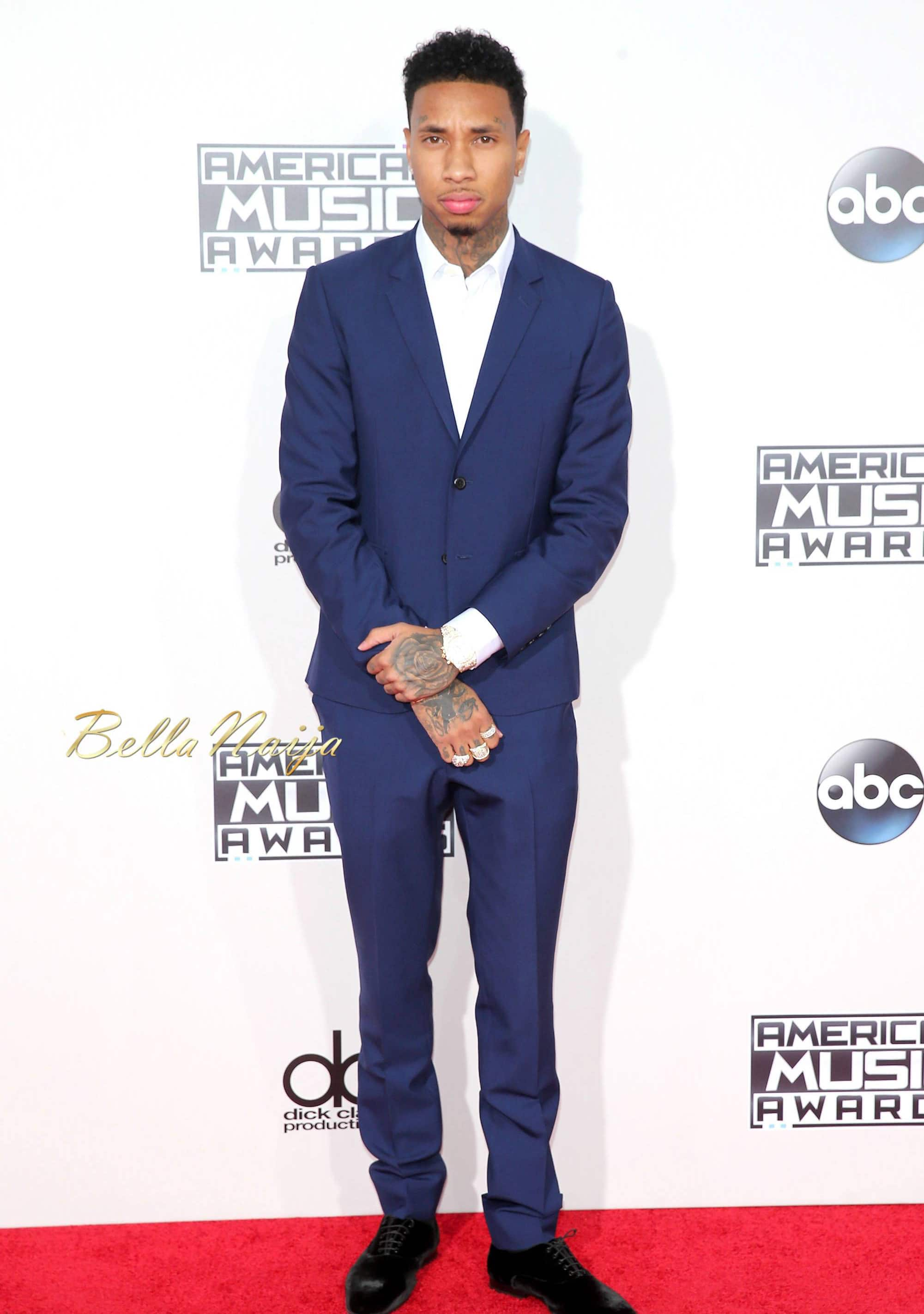 Tyga American Music Awards