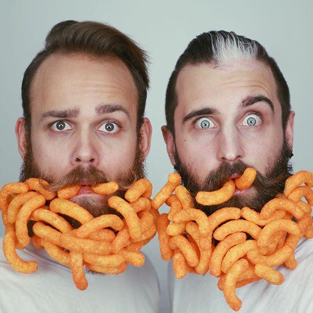 Barbas Inusitadas Homens que se cuidam 2