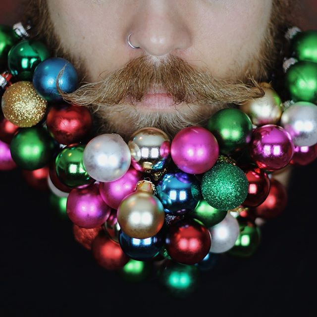 Barbas Inusitadas Homens que se cuidam 5