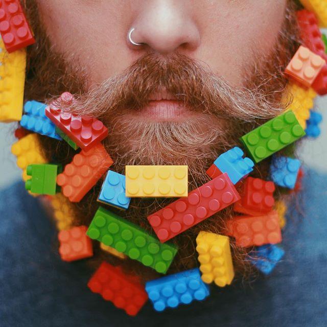Barbas Inusitadas Homens que se cuidam 8