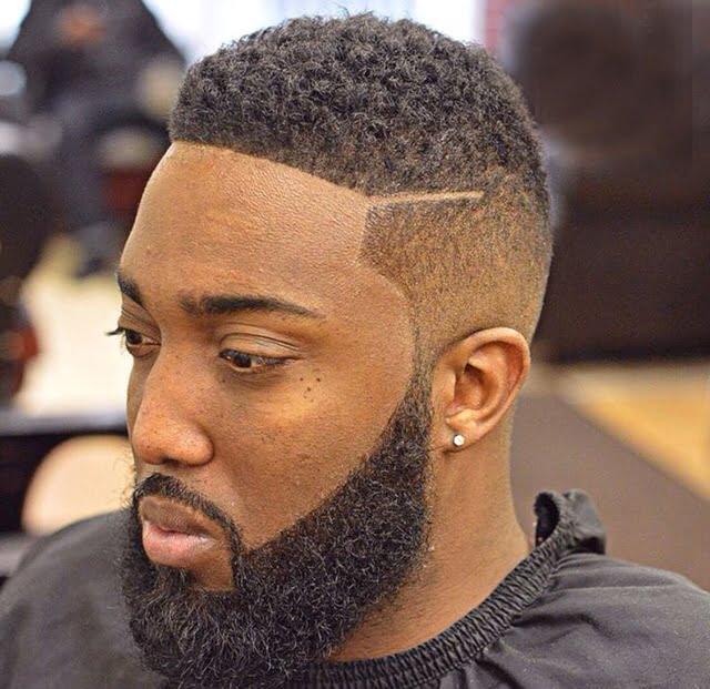 Nudred cabelo masculino homens que se cuidam 3