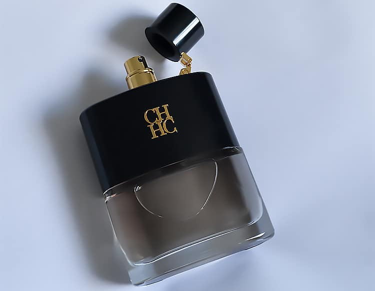 Perfume Privé Men da Carolina Herrera Homens que se cuidam  1 1 1