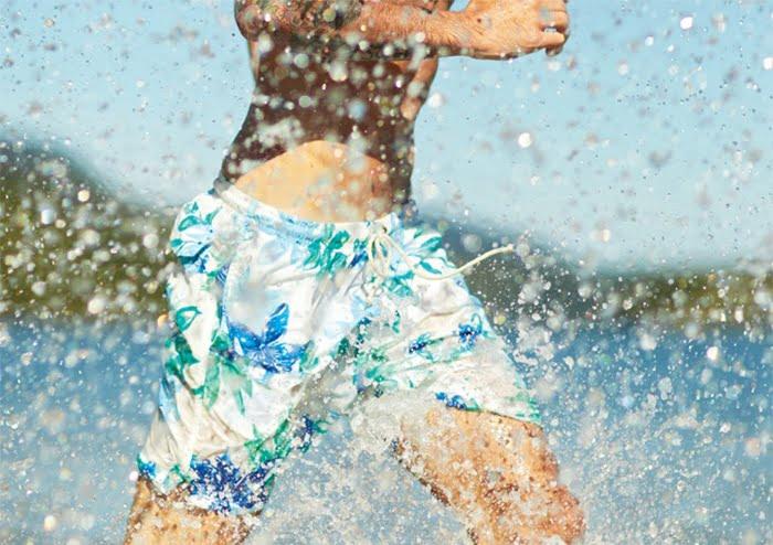Shorts curtos para o Verão Homens que se cuidam 1 1