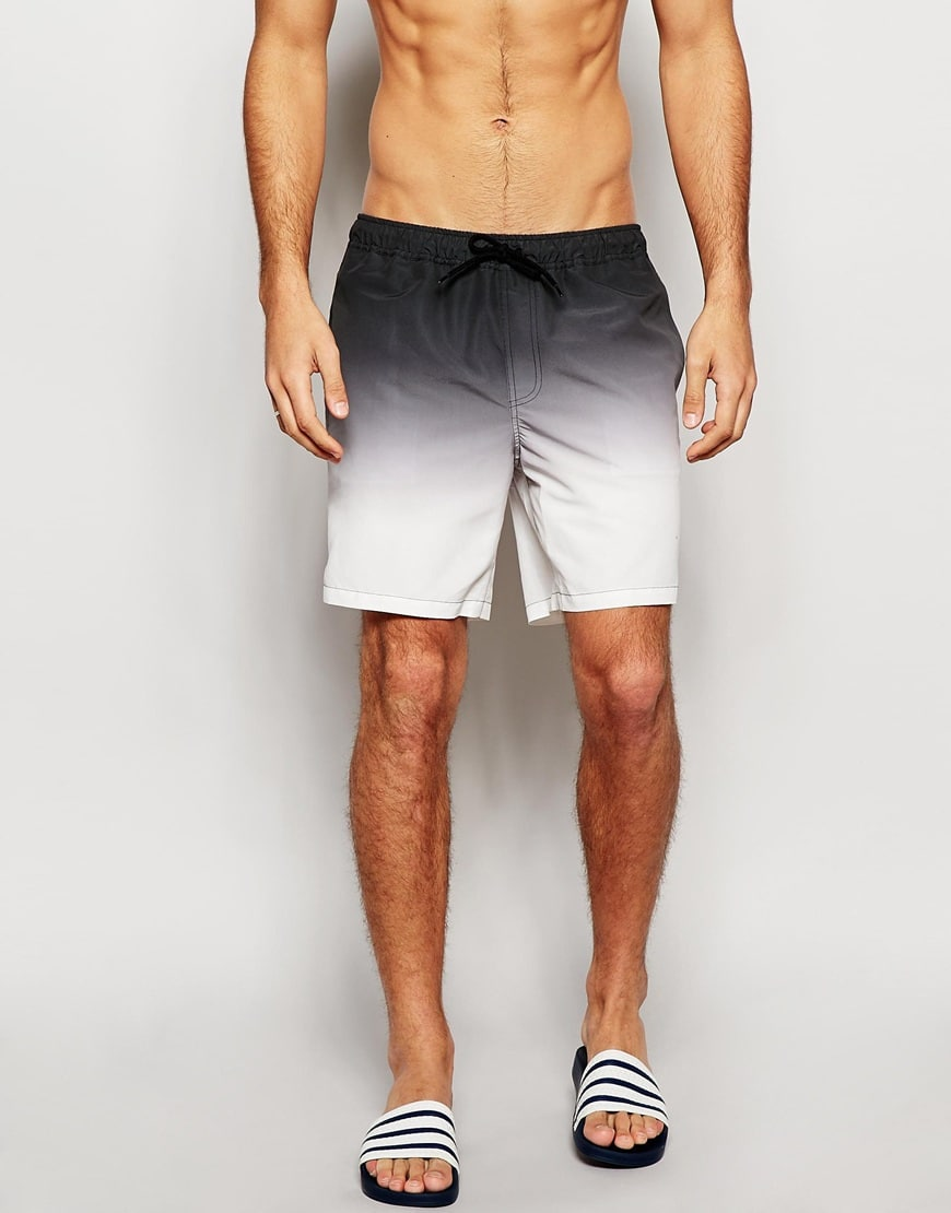 Shorts curtos para o Verão Homens que se cuidam 4