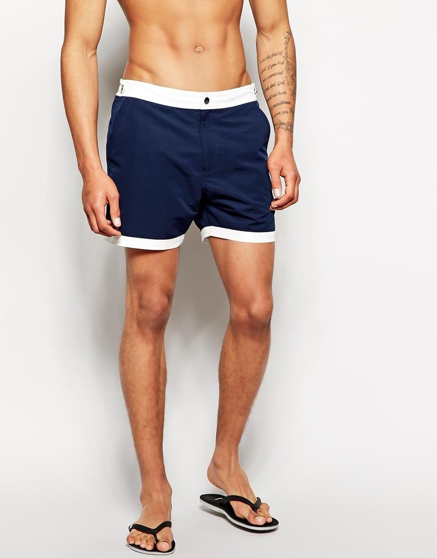 Shorts curtos para o Verão Homens que se cuidam 5