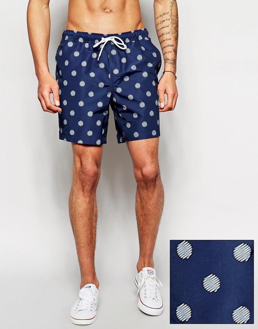Shorts curtos para o Verão Homens que se cuidam 6
