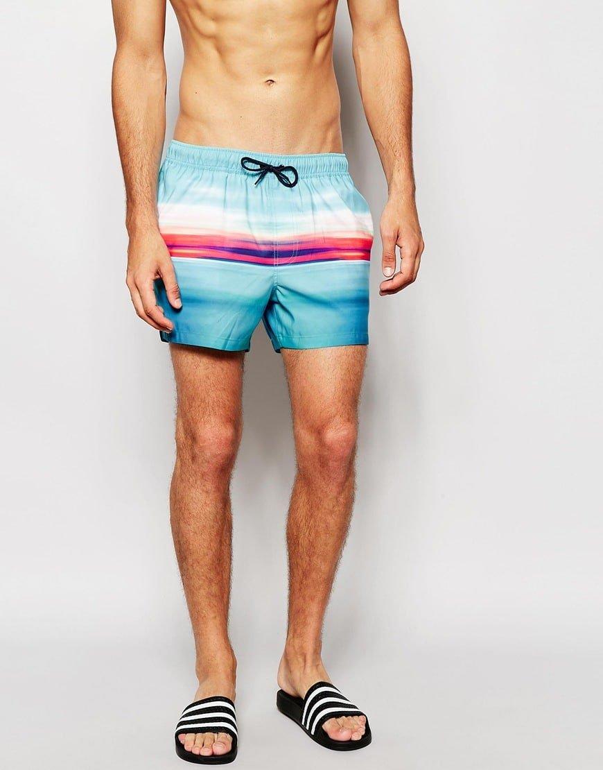 Shorts curtos para o Verão Homens que se cuidam 7 7
