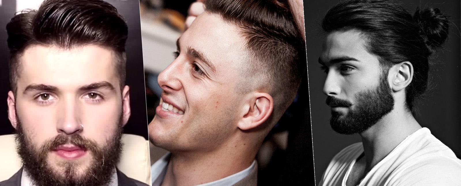 Cortes de cabelo masculino que mais bombaram nos últimos 100 anos Homens que se cuidam 3