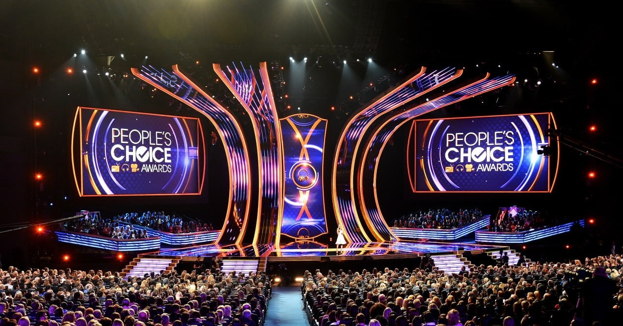 Looks Masculinos People's Choice Awards 2016