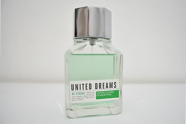 Perfume United Dreams Be Strong Homens que se cuidam 1