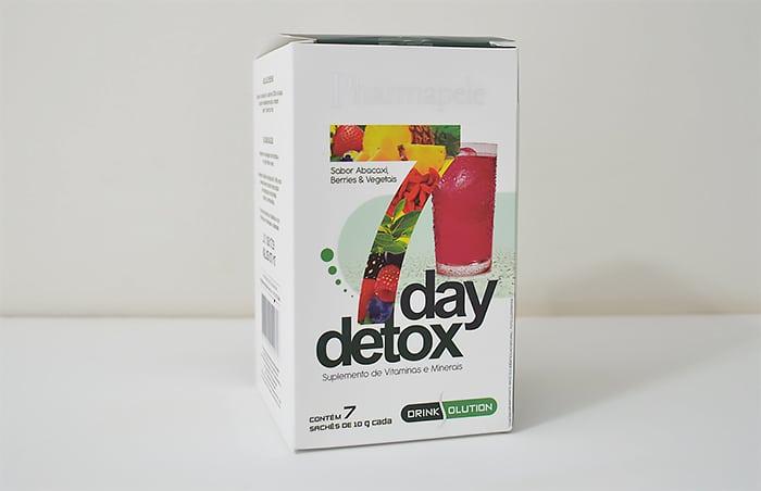 Detox Drink da Pharmapele Homens que se cuidam 1 1
