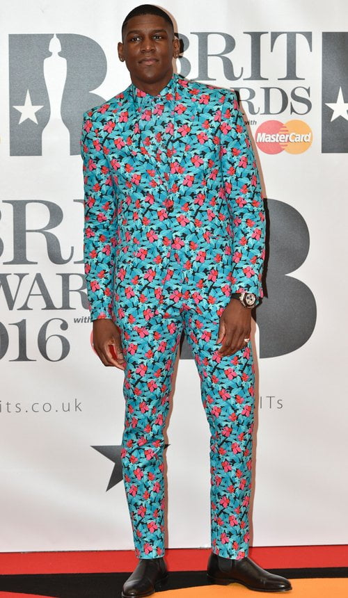 Labrinth Brit Awards 2016 Homens que se cuidam
