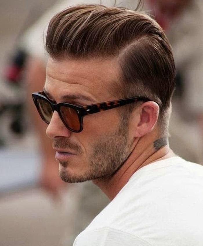 Razor Part o corte de cabelo masculino do momento Homens que se cuidam 14