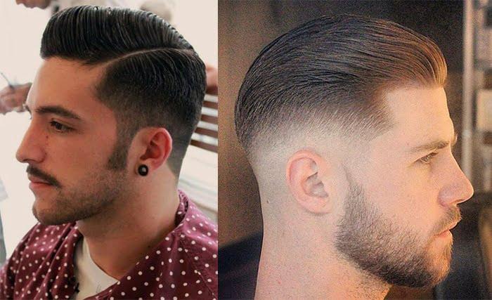 Razor Part o corte de cabelo masculino do momento Homens que se cuidam 4 4